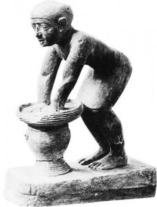 Kip egiptovskega pivovarja, 4400 let pr. Kr.
