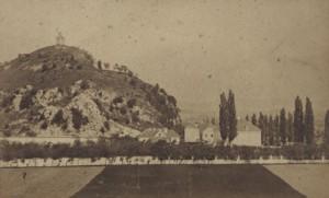 Spodnji grad z Gobavico